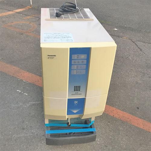 【中古】チップアイスディスペンサー パナソニック(Panasonic) SIM-CD125LVA 幅354×奥行635×高さ800 【送料別途見積】【業務用】