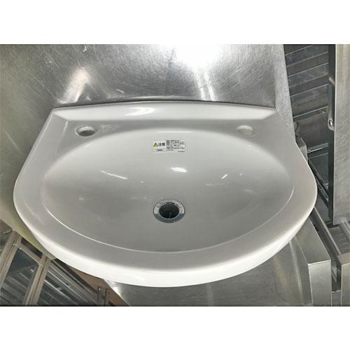 【中古】手洗い器 幅400×奥行300×高さ200【送料無料】【業務用】