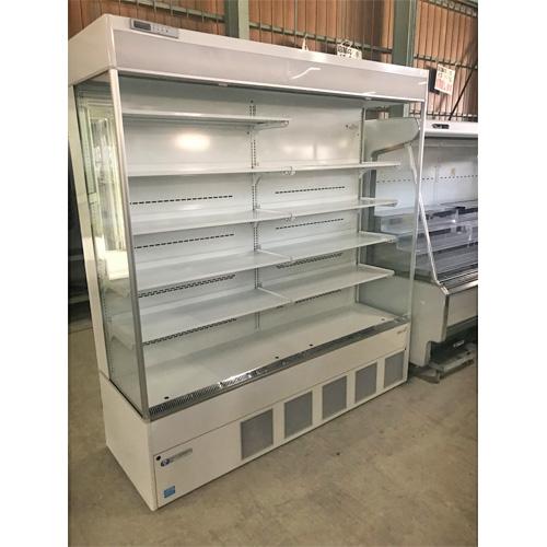 【中古】冷蔵多段オープンショーケース フクシマガリレイ(福島工業) MCU65GKPOR-S 幅1800×奥行600×高さ1900 三相200V 【送料別途見積】【業務用】