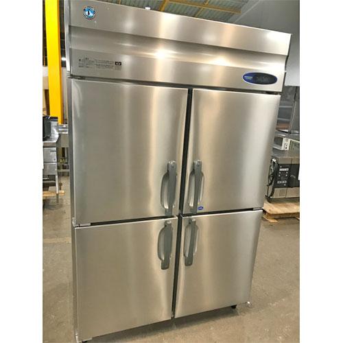 【中古】縦型冷凍冷蔵庫 ホシザキ HRF-120Z3 幅1200×奥行800×高さ1900 三相200V 【送料無料】【業務用】