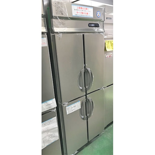 【中古】縦型冷蔵庫 フクシマガリレイ(福島工業) URD-080RMD6-F 幅800×奥行800×高さ1950 三相200V 【送料無料】【業務用】