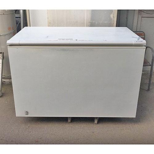 【中古】冷凍ストッカー サンデン SH-500XB 幅1351×奥行730×高さ893 【送料別途見積】【業務用】