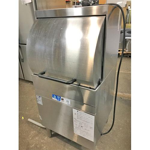 【中古】食器洗浄機 大和冷機 DDW-HE6 幅600×奥行600×高さ1400 三相200V 60Hz専用 【送料無料】【業務用】