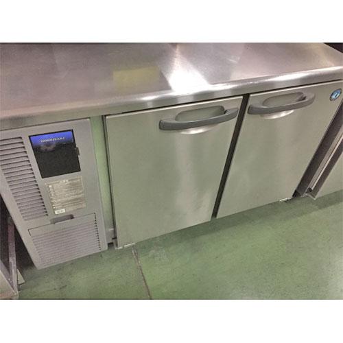 【中古】冷蔵コールドテーブル ホシザキ RT-120SNF-ML 幅1200×奥行600×高さ800 【送料別途見積】【業務用】