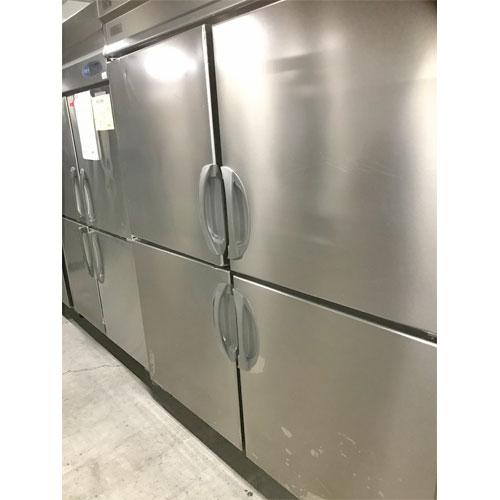 【中古】縦型冷凍庫 フクシマガリレイ(福島工業) ARD-154FMD-F 幅1500×奥行800×高さ1950 三相200V 【送料別途見積】【業務用】