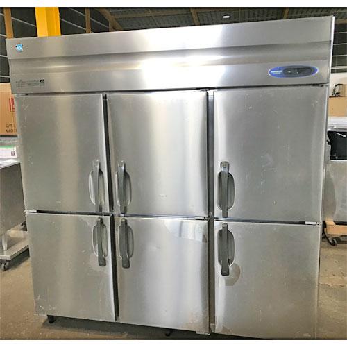 【中古】縦型冷蔵庫 ホシザキ HR-180Z 幅1800×奥行800×高さ1910 【送料無料】【業務用】