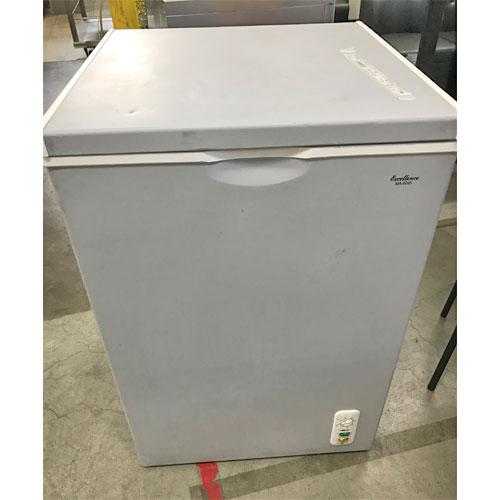 【中古】冷凍ストッカー 三ツ星貿易 MA-6095 幅554×奥行576×高さ832 【送料無料】【業務用】