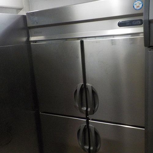 【中古】縦型冷蔵庫 フクシマガリレイ(福島工業) ARD-120RMD3-F 幅1200×奥行800×高さ1980 三相200V 【送料別途見積】【業務用】