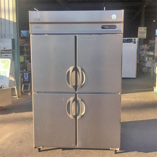 【中古】冷蔵庫 フクシマガリレイ(福島工業) URD-120RM6-F 幅1200×奥行800×高さ1950 三相200V 【送料別途見積】【業務用】