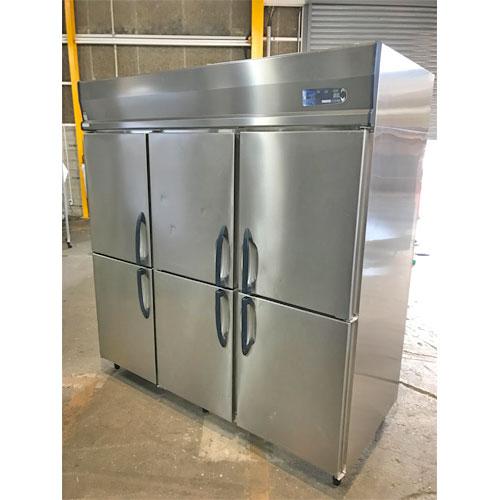 【中古】縦型冷蔵庫 大和冷機 623CP-EC 幅1800×奥行800×高さ1950 三相200V 【送料無料】【業務用】