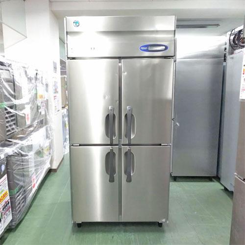 【中古】冷凍庫 ホシザキ HF-90ZT3 幅900×奥行650×高さ1890 三相200V 【送料別途見積】【業務用】