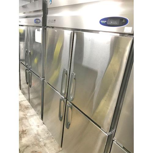 【中古】縦型冷蔵庫 ホシザキ HR-120ZT-ML 幅1200×奥行650×高さ1890 【送料別途見積】【業務用】