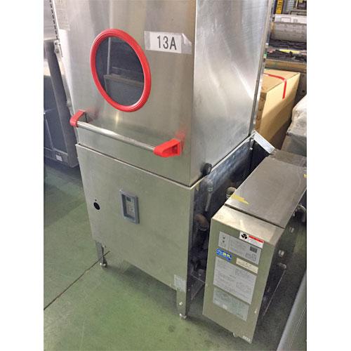 【中古】食器洗浄機 中西 A500-GHA-26N-55 幅600×奥行600×高さ1400 三相200V 50Hz専用 都市ガス 【送料別途見積】【業務用】