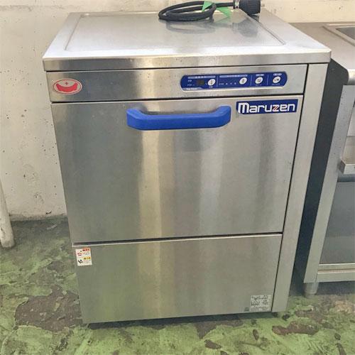 【中古】食器洗浄機 マルゼン MDKTB7 幅650×奥行600×高さ860 三相200V 【送料別途見積】【業務用】