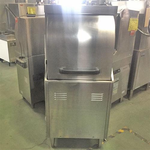 【中古】食器洗浄機 ホシザキ JWE-450RUB-L 幅600×奥行600×高さ1380 【送料別途見積】【業務用】