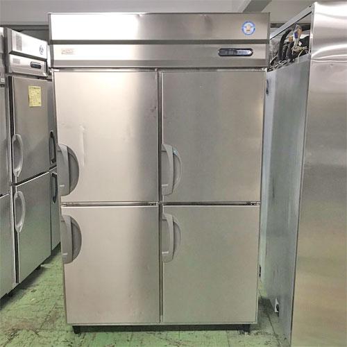 【中古】縦型冷凍冷蔵庫 フクシマガリレイ(福島工業) ARN-121PMD(改) 幅1200×奥行650×高さ1950 三相200V 【送料別途見積】【業務用】