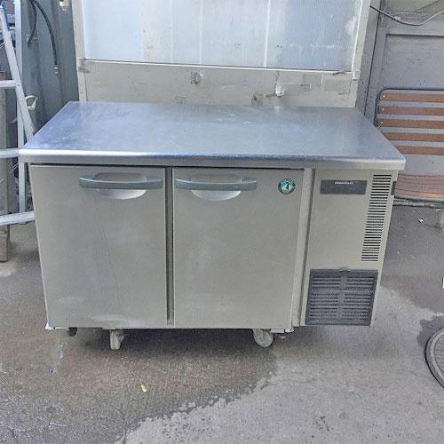 【中古】冷蔵コールドテーブル ホシザキ RT-120SNE-RML 幅1200×奥行600×高さ800 【送料無料】【業務用】