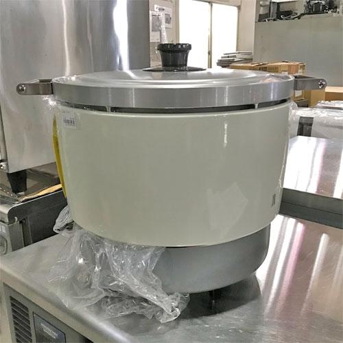 【中古】ガス炊飯器 パロマ PR-6DSS 幅513×奥行410×高さ414 LPG(プロパンガス) 【送料別途見積】【業務用】