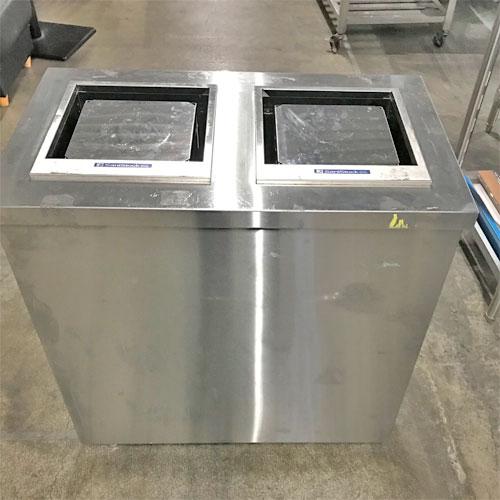 【中古】食器ディスペンサー 幅450×奥行750×高さ800 【送料別途見積】【業務用】