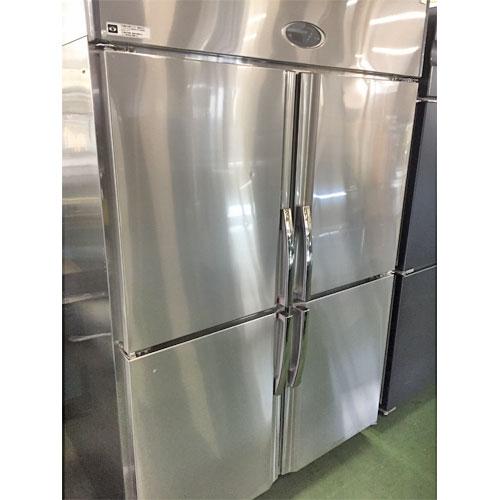 【中古】冷蔵庫 フジマック FR1280J 幅1200×奥行800×高さ1930 【送料別途見積】【業務用】