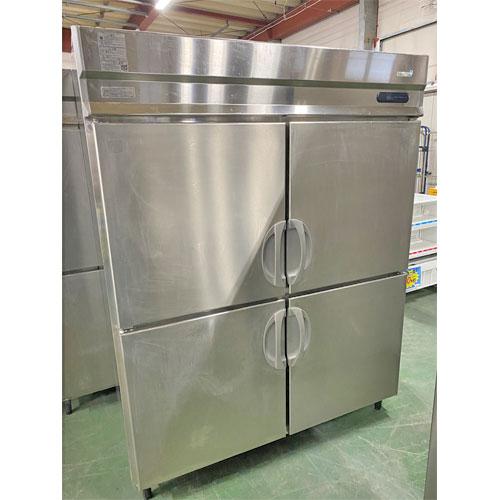 【中古】縦型冷凍冷蔵庫 フクシマガリレイ(福島工業) URD-151PMD3 幅1490×奥行800×高さ1950 三相200V 【送料無料】【業務用】