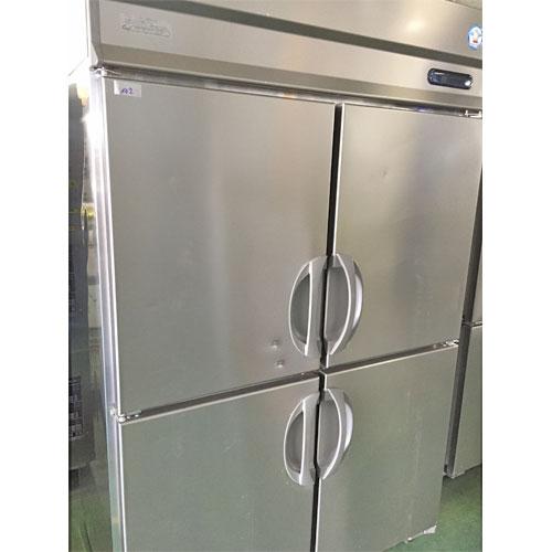 【中古】冷蔵庫 フクシマガリレイ(福島工業) URD-120RM6 幅1200×奥行800×高さ1930 三相200V 【送料別途見積】【業務用】