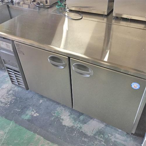 【中古】冷凍コールドテーブル フクシマガリレイ(福島工業) YRC-150FE2 幅1500×奥行600×高さ800 【送料無料】【業務用】