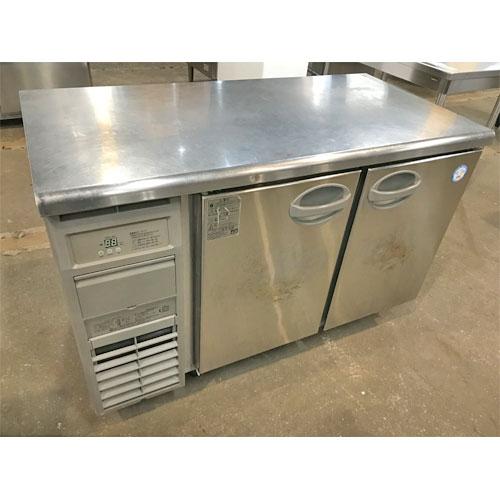【中古】冷蔵コールドテーブル フクシマガリレイ(福島工業) YRC-120RM3-R 幅1200×奥行600×高さ800 【送料無料】【業務用】