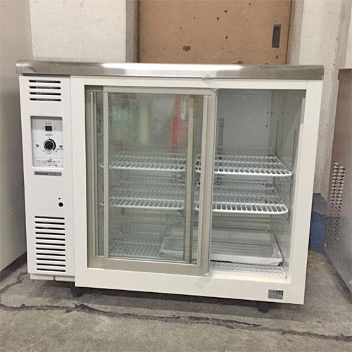 【中古】冷蔵ショーケース パナソニック(Panasonic) SMR-V961 幅900×奥行600×高さ785 【送料別途見積】【業務用】