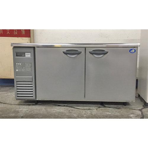 【中古】冷蔵コールドテーブル パナソニック(Panasonic) SUR-K1561SA 幅1500×奥行600×高さ785 【送料別途見積】【業務用】