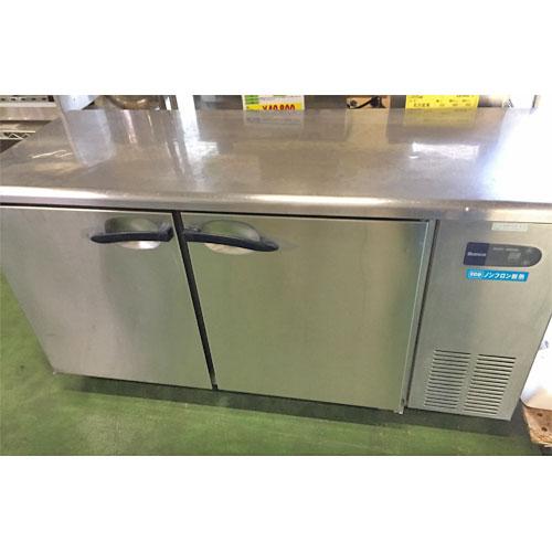 【中古】冷蔵コールドテーブル 大和冷機 5061-CD-R-A 幅1500×奥行600×高さ800 【送料別途見積】【業務用】