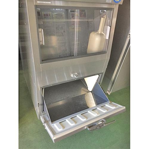 【中古】製氷機 パナソニック(Panasonic) SIM-S240YNS 幅700×奥行800×高さ1990 三相200V 【送料別途見積】【業務用】
