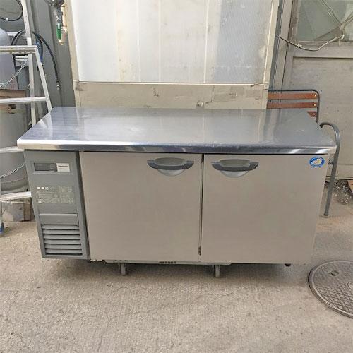 【中古】冷凍コールドテーブル パナソニック(Panasonic) SUF-K1561S 幅1500×奥行600×高さ800 【送料別途見積】【業務用】