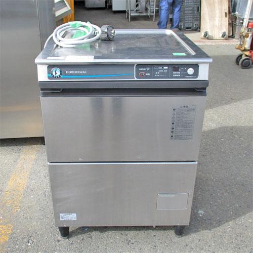 【中古】食器洗浄機 ホシザキ JWE-400TUB3 幅600×奥行600×高さ840 三相200V 【送料別途見積】【業務用】