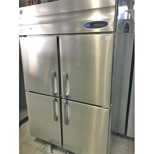【中古】縦型冷凍冷蔵庫 ホシザキ HRF-120ZFT3 幅1200×奥行650×高さ1900 三相200V 【送料別途見積】【業務用】