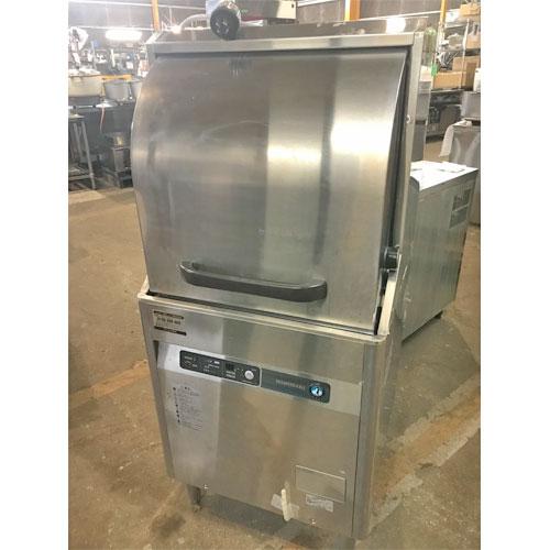 【中古】食器洗浄機 ホシザキ JWE-450RUB3 幅600×奥行600×高さ1400 三相200V 【送料無料】【業務用】