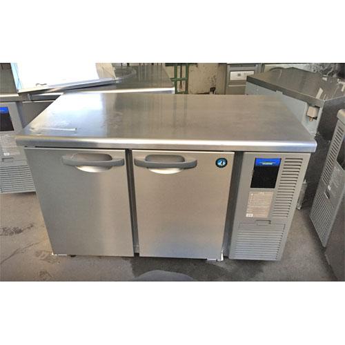 【中古】冷蔵コールドテーブル ホシザキ RT-120SNF-E-R 幅1200×奥行600×高さ795 【送料別途見積】【業務用】