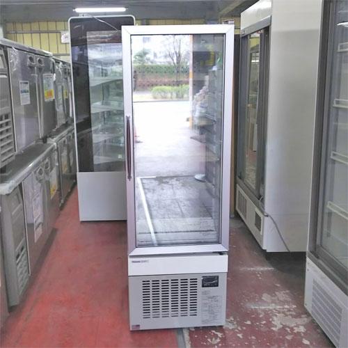【中古】冷凍ショーケース パナソニック(Panasonic) SRL-1500TNA 幅520×奥行555×高さ1610 【送料別途見積】【業務用】