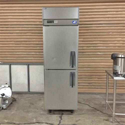 【中古】冷凍庫 パナソニック(Panasonic) SRF-K683L 幅615×奥行800×高さ1930 三相200V 【送料別途見積】【業務用】