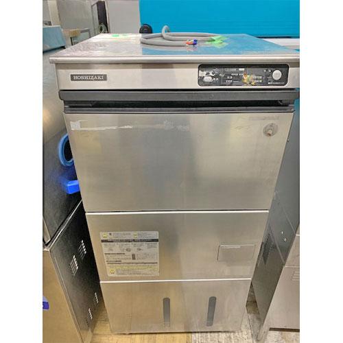 【中古】食器洗浄機 ホシザキ JWE-450SUA3 幅600×奥行600×高さ1290 三相200V 50Hz専用 【送料別途見積】【業務用】