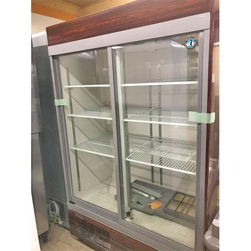 【中古】冷蔵リーチインショーケース ホシザキ RSC-120C-B 幅1200×奥行650×高さ1880 【送料別途見積】【業務用】