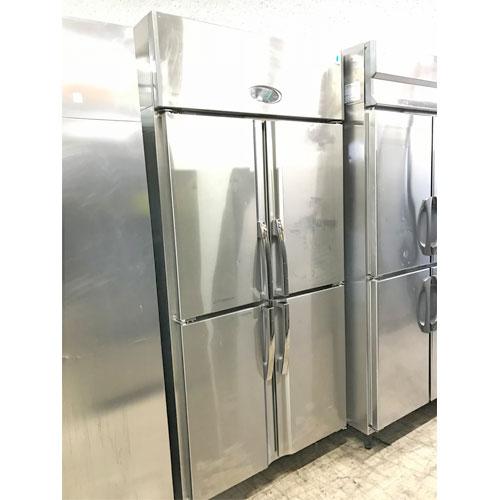 【中古】冷凍冷蔵庫 フジマック FR9065FJ 幅900×奥行650×高さ1950 【送料別途見積】【業務用】