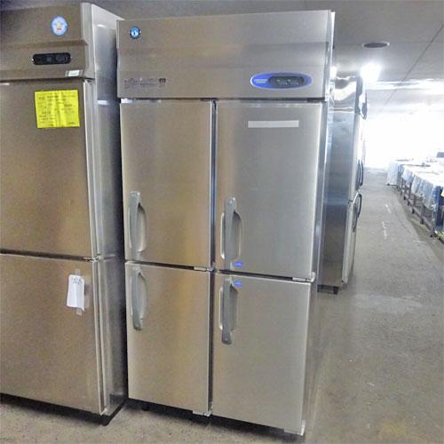 【中古】縦型冷凍冷蔵庫 ホシザキ HRF-90ZFT3 幅900×奥行650×高さ1890 三相200V 【送料別途見積】【業務用】