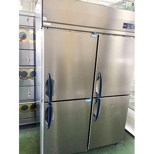 【中古】冷凍冷蔵庫 大和冷機 421YS2-EC 幅1200×奥行650×高さ1905 【送料別途見積】【業務用】