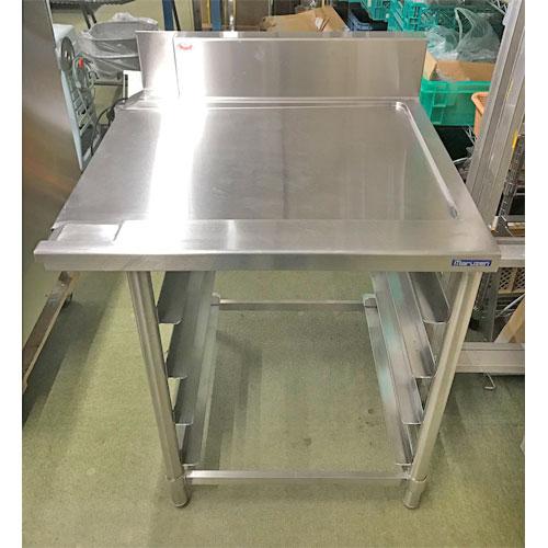 【中古】クリーンテーブル 幅750×奥行680×高さ800 【送料別途見積】【業務用】