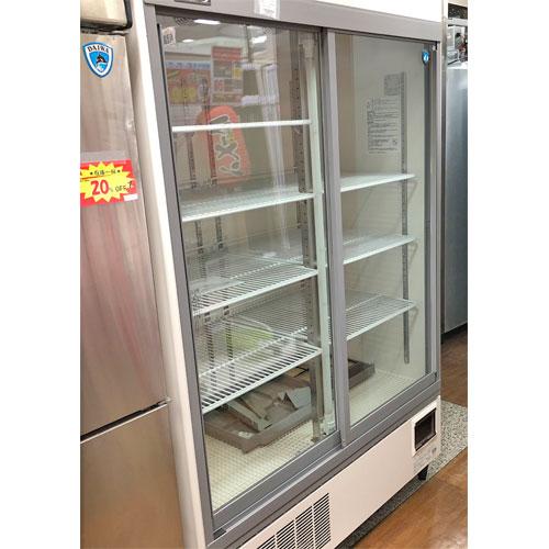 【中古】冷蔵ショーケース ホシザキ RSC-120D-B 幅1200×奥行650×高さ1880 【送料別途見積】【業務用】