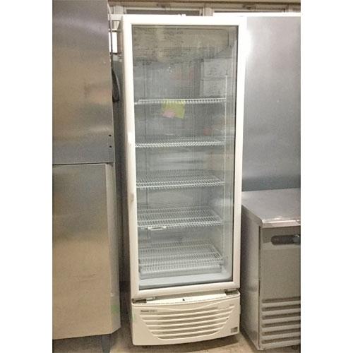 【中古】冷蔵ショーケース パナソニック(Panasonic) SMR-SU150L 幅625×奥行650×高さ1800 【送料別途見積】【業務用】