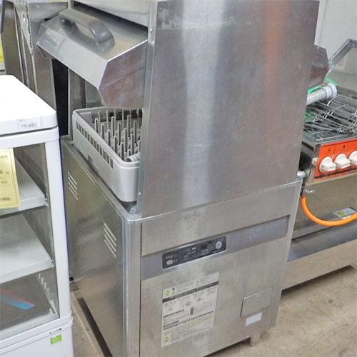 【中古】食器洗浄機 ホシザキ JWE-450WUA3 幅600×奥行650×高さ1330 三相200V 【送料無料】【業務用】