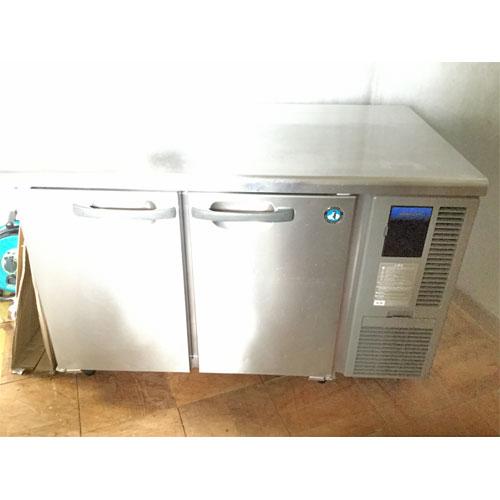 【中古】冷蔵コールドテーブル ホシザキ RT-120SDF-R 幅1200×奥行750×高さ800 【送料別途見積】【業務用】