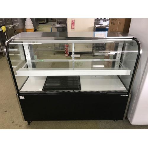 【中古】冷蔵ショーケース サンデン・リテールシステムズ TSR-B120X-D 幅1200×奥行493×高さ1000 【送料別途見積】【業務用】